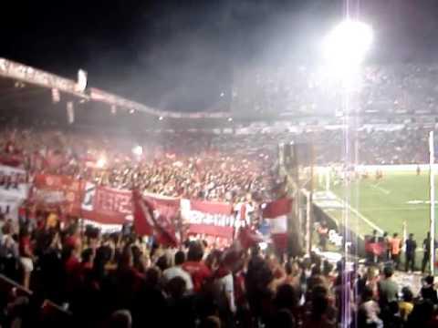 Despedida Doble Visera 2 - La Barra del Rojo - Independiente