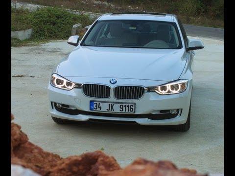 BMW 320i ED 2013 Testi