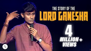 The Story of LORD GANESHA - Standup Comedy by Alex