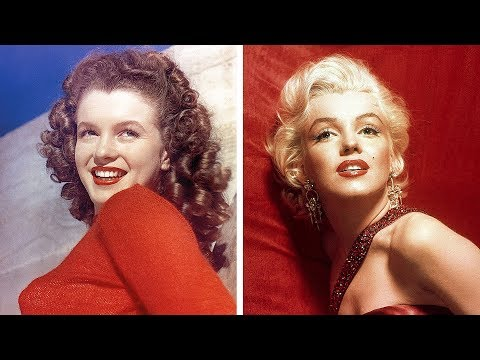 How A Factory Girl Norma Jeane Became Marilyn Monroe