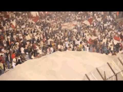 Video - La hinchada de la U - Trinchera Norte - Universitario de Deportes - Peru