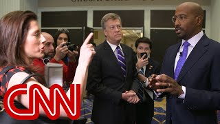 Video Woman confronts Van Jones at CPAC MP3, 3GP, MP4, WEBM, AVI, FLV April 2019