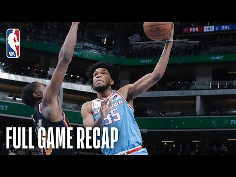 Video: SUNS vs KINGS | Bagley Drops Career-High 32 | February 10, 2019