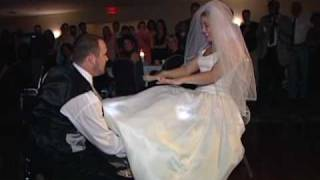 Funny Garter Belt Dance At The Reception
