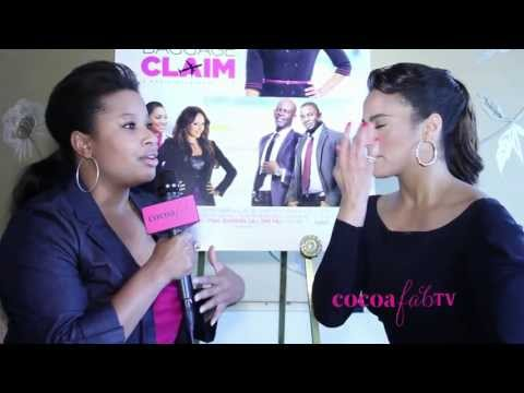 Paula Patton Get's Emotional About Robin Thicke, Blurred Lines & Baggage Claim
