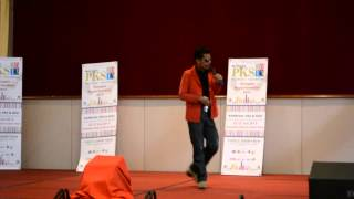 Shah - Disebalik senyuman (Karnival PKS Paroi 2013) Video