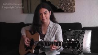 (The Cure) Friday I'm In Love - Gabriella Quevedo Video