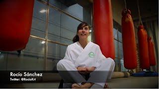#VideoEntrevista a Rocío Sánchez, bronce mundial de kumite