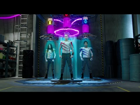 Power Rangers Beast Morphers Episode 1 in Hindi-Evox try To Take Over the Morph X   Beast Unleashed