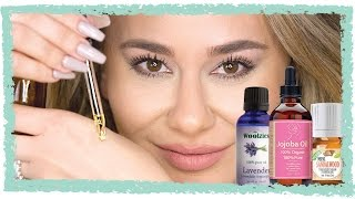 How To Make A Dry Skin Treatment - Just In Time For Winter - YouTube