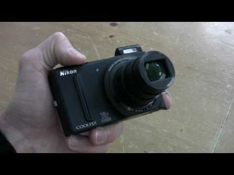 Nikon Coolpix S9100 Review