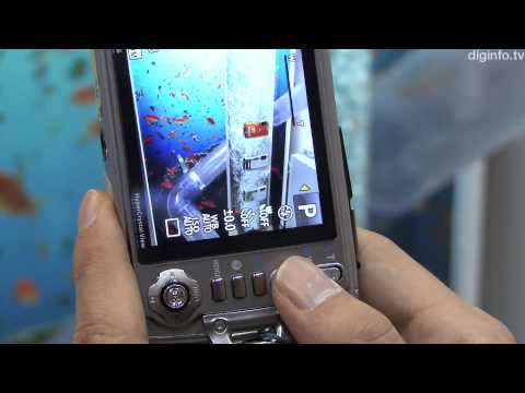 OLYMPUS Tough TG-610 Digital Camera #DigInfo