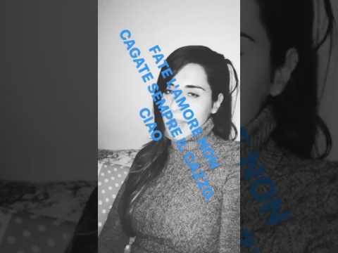 Valentina Vignali e la lezione al follower (cafone) Michele