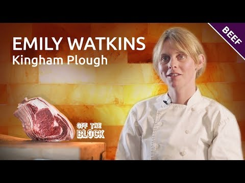 Off the Block: Emily Watkins - beef dish