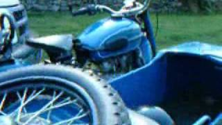 9. 1994 Ural M66 with SideCar by Randy's Cycle Service & Restoration @ rcycle.com