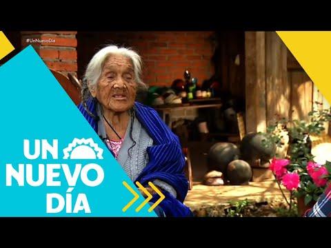 """¡Te presentamos a la mujer que inspiró a """"mamá Coco""""!   Un Nuevo Día   Telemundo"""