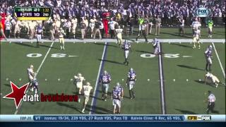 Jake Waters vs Baylor (2013)