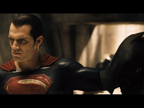 This Batman v Superman Dawn of Justice Sneak Peek Spells Trouble for