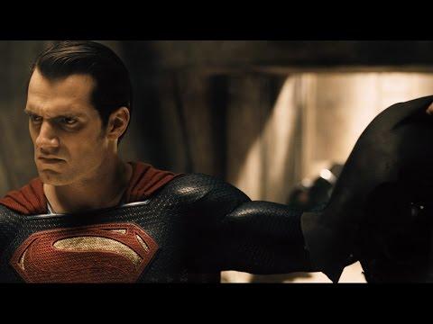 This Batman v Superman Dawn of Justice Sneak Peek Spells Trouble for