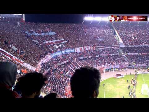Video - LLEGA EL DOMINGO + LO ÚNICO QUE QUIERO - River Plate vs Boca Jrs - Copa Libertadores 2015 - Los Borrachos del Tablón - River Plate - Argentina