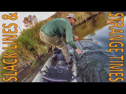The Struggles Of A Kayak Fisherman