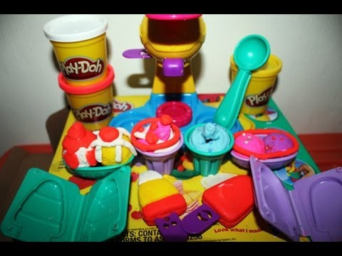 3 59 play doh ice cream double twister by hasbro play doh playset kids 39 toy on. Black Bedroom Furniture Sets. Home Design Ideas