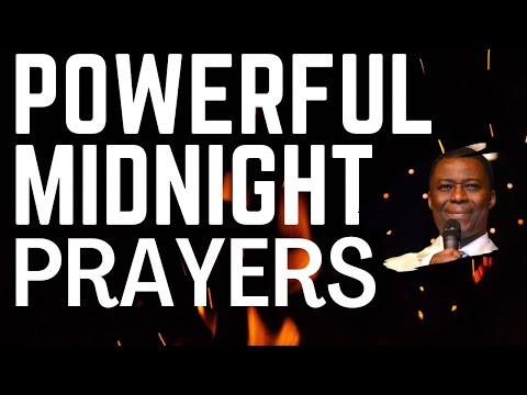 Powerful Midnight Prayers - Dr D.k Olukoya
