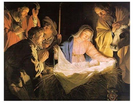 Die Christi Geburt in der Kunst - Der Sehr Ehrenwerte Lord Richard Harries