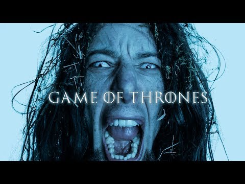 The Game of Thrones Theme as a Heavy Metal Song