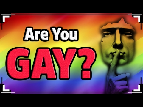 Are You GAY? Guys