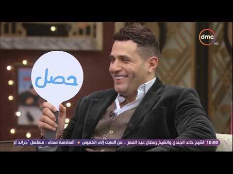 """محمد نور يتهم زملاءه بفريق """"واما"""" بالكذب في لعبة """"حصل ولا محصلش"""""""