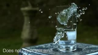 Tại sao nước đá bị nứt vỡ trong nước