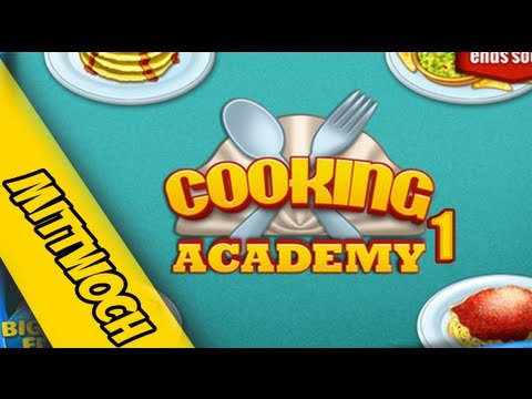 Cooking Academy / Let´s Play #01 (Cooking With FUN :D )