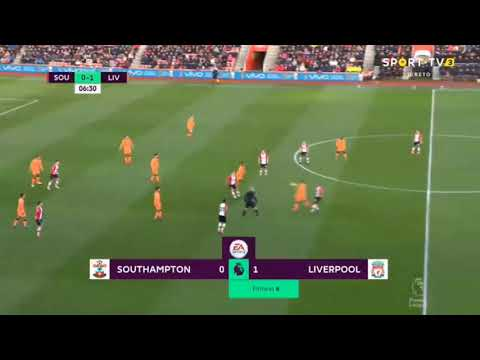 Southampon Liverpool 0 2   All Goals & Highlights   Premier League