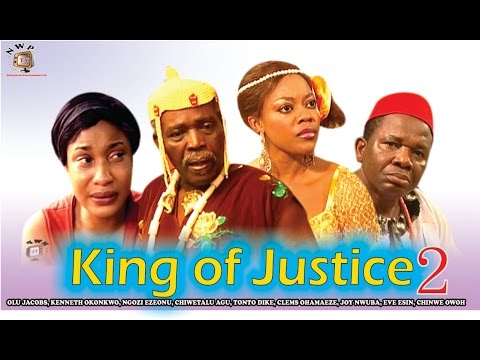King Of Justice 2  - Nigerian Nollywood Classic Movie