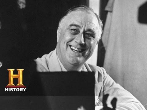 The World Wars: Franklin D. Roosevelt | History