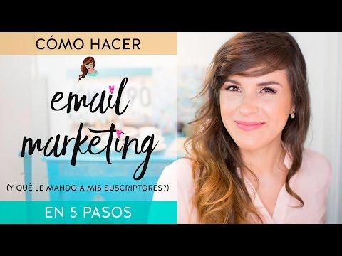 Cómo hacer una newsletter en 5 pasos (Y qué les envío?!)