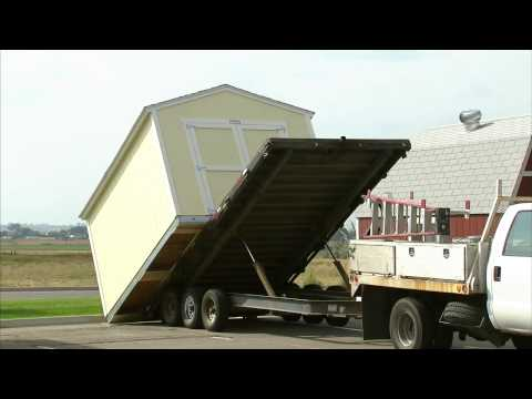 TUFF SHED Delivery