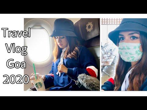 How I travel   Goa trip   2020   Avneet Kaur