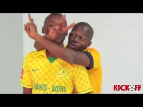 Musona and Billiat KICK OFF Cover Shoot