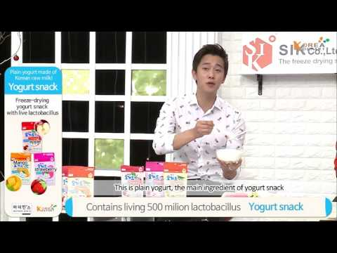 Mother HAN's Yogurt Snacks (18g)