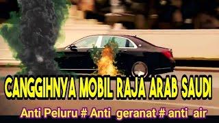 Video Inilah Kecanggihan Mobil Raja Arab Saudi Yang Dibawa Ke Indonesia MP3, 3GP, MP4, WEBM, AVI, FLV Juli 2018