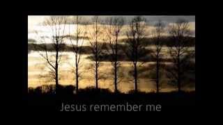 Video Jesus remember me TAIZE HD with on screen lyrics MP3, 3GP, MP4, WEBM, AVI, FLV Mei 2018