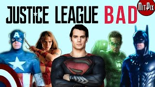 Video Why Justice League Is The WORST Superhero Film - NitPix MP3, 3GP, MP4, WEBM, AVI, FLV Juli 2018