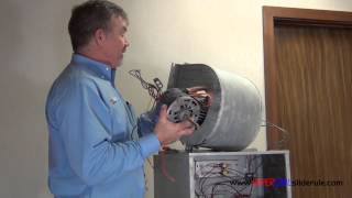 Video How to change or replace an Indoor Blower Motor MP3, 3GP, MP4, WEBM, AVI, FLV Agustus 2018