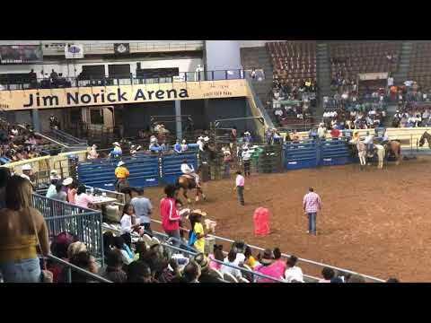 Cowboys Of Color Rodeo 2018 Pony Express 2nd Race