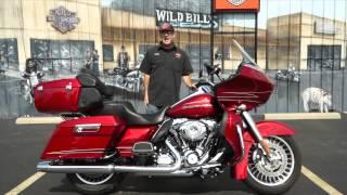 1. 2012 Harley Davidson Road Glide Ultra