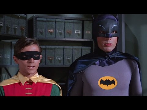 television series - We have the debut trailer for the long-awaited home video release of the classic Adam West TV series.