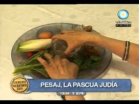 Pesaj, pascuas jud�as