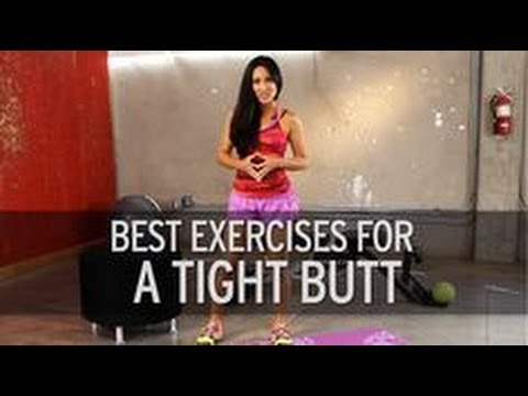 XHIT – Best Exercises for a Tight Butt